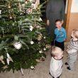 Czar Bożego Narodzenia 2013 w Domu Matki i Dziecka