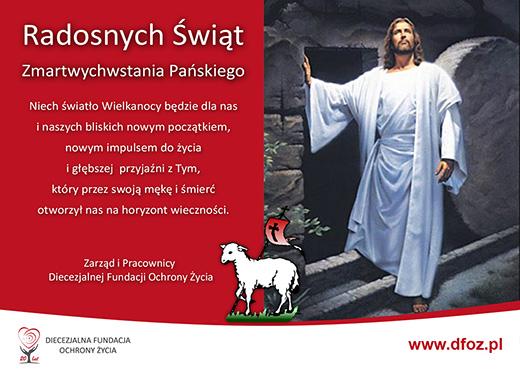 Życzenia - Wielkanoc 2014