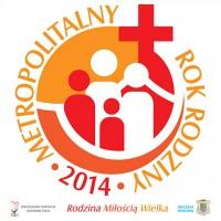 Tablica- Metropolitarny Rok Rodziny