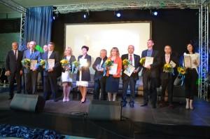 Złote Spinki 2015 - 2